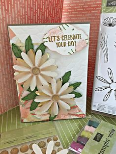 Daisy Delight Bundle. Stampin'Up! Australia, 2017 - 2018 Annual Catalogue. Monika O'Neill