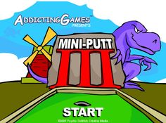 Mini Putt 3 – Click Photo to Play for Free