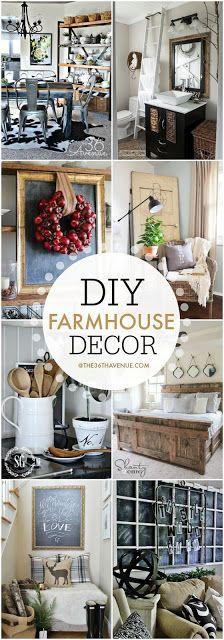 Farmhouse home decor ideas home decoration