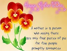 images of Mom's Day | Flowers and Quotes. Happy Mothers Day Cards