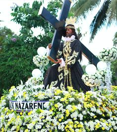 Novena to Jesus of The Black Nazarene – Ninth Day Black Nazarene, Sign Of The Cross, The Last Drop, Circumcision, Begotten Son, Holy Mary, The Eighth Day, Pray For Us, Adore You