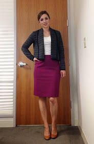 Nine-Thirty to Five: Busy, Busy, and a Skirt
