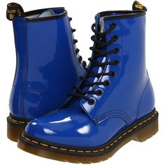 Dr. Martens 1460 W ($120) ❤ liked on Polyvore