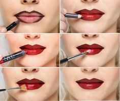 I Tried Marilyn Monroe's Crazy-Contouring Lip Tric...