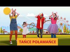 Piosenki dla dzieci. Spoko Loko - Tańce Połamańce - YouTube Zumba Kids, Child Day, Diy For Kids, Summer Dresses, Youtube, Children, Movies, Movie Posters, Crafts
