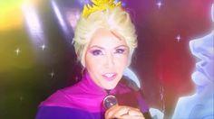 Chamadinha para 23 de Janeiro 2016 - Frozen no Ônibus Feliz - Cia Andrea...