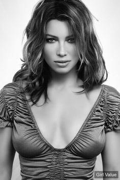 Portrait Celebrity Jessica Biel