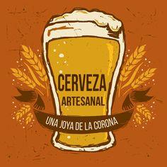 La cerveza es la bebida alcohólica más consumida en España, si no has probado una de fabricación artesanal, aún no has probado una joya de la corona.