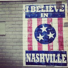nashville signs that went up around the city after the 2010 flood