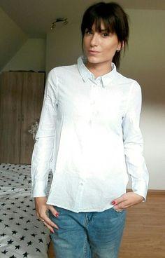 Nová 100% bavlna Velikost S - šířka přes prsa 47cm - délka 60,5cm - délka rukávu 60cm - ramena 38cm Nemenim Poštovné 50,- ...