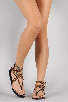 00b04ac6aec Description This fabulous flat sandal features a v-strap construction