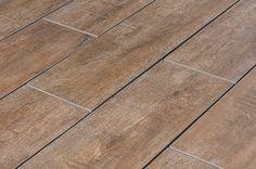 """Porcelain Tile - Rustic Handscraped Woodgrain Collection - Atlas / 6""""x24"""""""