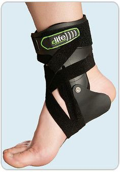 #Ankle support brace foot guard sprain #injury wrap elastic #splint strap sports , View more on the LINK: http://www.zeppy.io/product/gb/2/121479626506/