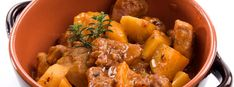 Calandra - Veal Stew with Potatoes