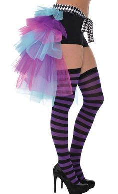 Mad Hatter Bustle - Party City