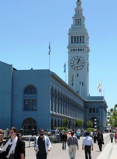 5 Reasons to Love the Ferry Building in San Francisco