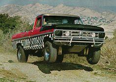 vintage baja truck - Google Search