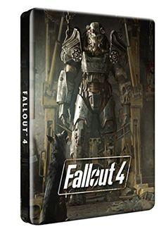 Fallout 4 + steelbook – exclusif Amazon: Les équipes de Bethesda Game Studio, à l'origine de Skyrim, Oblivion et Fallout 3, vous invitent à…