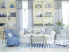 Relax and unwind in beach cottage style
