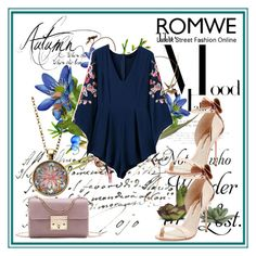 """""""Romwe 1"""" by dinka1-749 ❤ liked on Polyvore featuring Pier 1 Imports and Sophia Webster"""