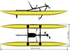 Bikeboat Recumbent | Chiliboats