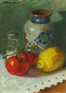 Kitchen Tablescape - Judy Palermo