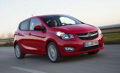 Opel Karl: Karl, der Kleine, hat Großes vor - Der kleinste aller Opel hinterließ im OÖN-Test einen starken Eindruck. Zum Auto-Test: http://www.nachrichten.at/anzeigen/motormarkt/auto_tests/Opel-Karl-Karl-der-Kleine-hat-Grosses-vor;art113,2180141 (Bild: Opel)