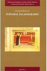Integral paleography