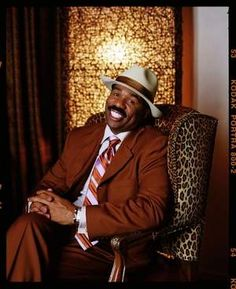Celebrity, Steve Harvey camp in Detroit provides young men with positive role models People Of Interest, Positive Role Model, Role Models, Favorite Tv Shows, Steve Harvey, Comedians, Young, Steve, Young Man