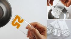 Clever Numbered Spoons Guarantee You'll Never Forget A Measurement