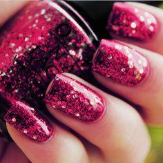 Sparkling fantastic! Fairynails