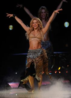 Shakira In Concert At Madison Square Garden Show