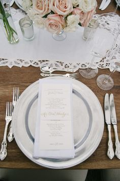 Photography: Heather Kincaid - heatherkincaid.com   Read More on SMP: http://www.stylemepretty.com/california-weddings/2014/05/23/romantic-elegance-at-bel-air-private-estate/