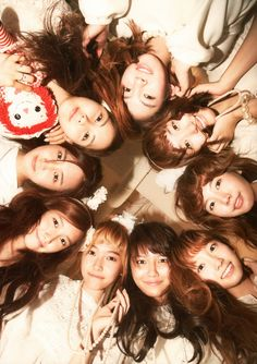 DragonSNSD: Collection Pictures 1st Photobook in Tokyo of SNSD