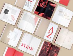ANATOMIA POETICA – Bachelor project on Editorial Design Served