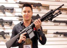 RWTV: VFC SR-25 Gas Blowback Rifle