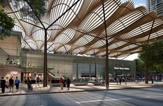 Cross River Rail Detailed Feasibility Study by Hassell.: