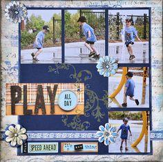 Play all day. - Scrapjazz.com