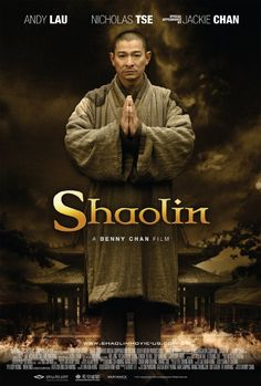 Movies I've Watched!  Shaolin (2011) ***3