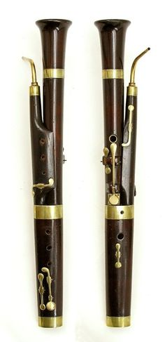 Alto fagotto (prob. Geroge Wood, 1830)