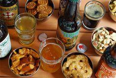 Pretzel and Beer Pairing // Twin Stripe