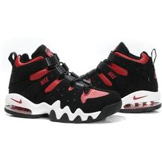 We have a great many of suppliers through out the world, this is why we can  offer you the Charles Barkley Sneakers - Air CB 94 Black/Red at a cheap  price.