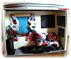 Doll house matchbox
