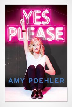 Next up on our fall reading list... Yes, Please by Amy Poehler