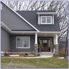 Image result for vinyl siding colors on houses-pictures