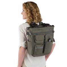 Traveler's 3-in-1 Carryall