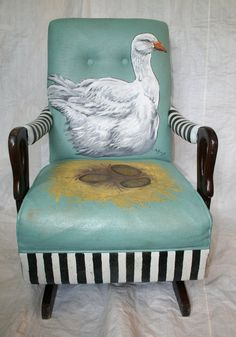 what a cool chair!