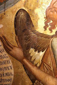 Byzantine Icons, Byzantine Art, John The Baptist, Orthodox Icons, Renaissance Art, Style Icons, Images, Fine Art, History