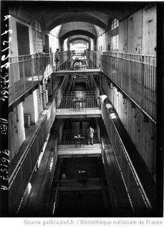 La prison de Fresnes : [photographie de presse] / Agence Meurisse - 1