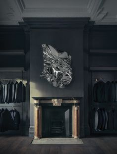 Gieves & Hawkes flagship store renovations by Interior designer Teresa Hastings